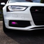 Audi S4 Purple LED H11 18 5050 SMD Chips
