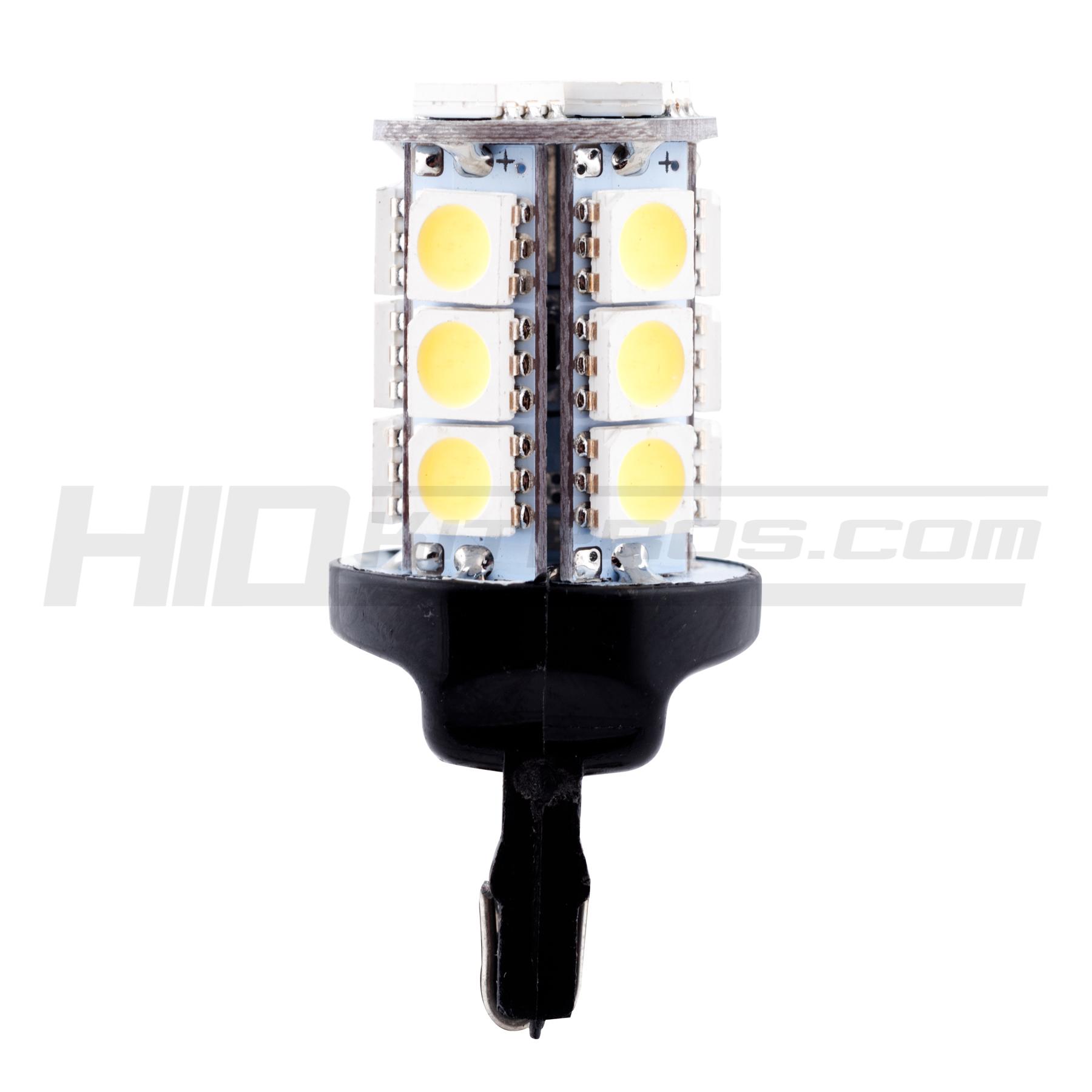 3157 3057 4157 Bulb 18 Smd Led Hid Kit Pros Light Socket Wiring Diagram