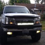 30 Inch Dual Row TOTRON HID Kit Pros LED Light Bar