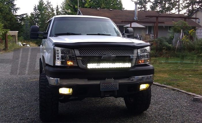 Totron tlb3180 30 dual row led light bar 30 inch dual row totron hid kit pros led light bar aloadofball Images