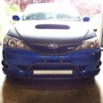"Subaru WRX Wagon 22"" Dual Row CREE High Power Light Bar"