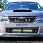 Subaru WRX 20 Inch LED Light Bar Bumper