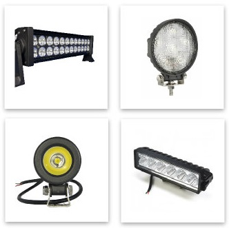 LED Light Bars & Auxiliary Lighting