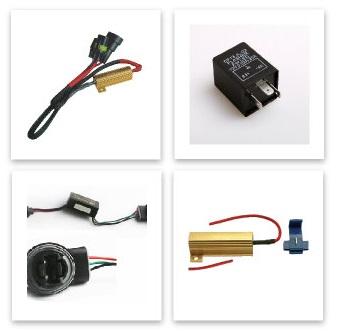 Resistors | Flashers | Relays