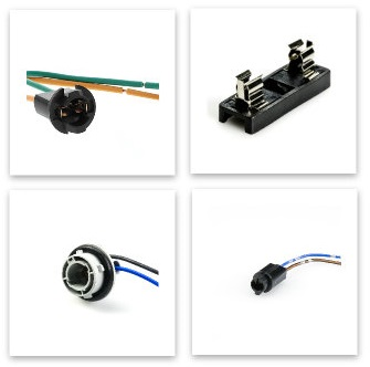 Sockets | Bases | Connectors | Adapters