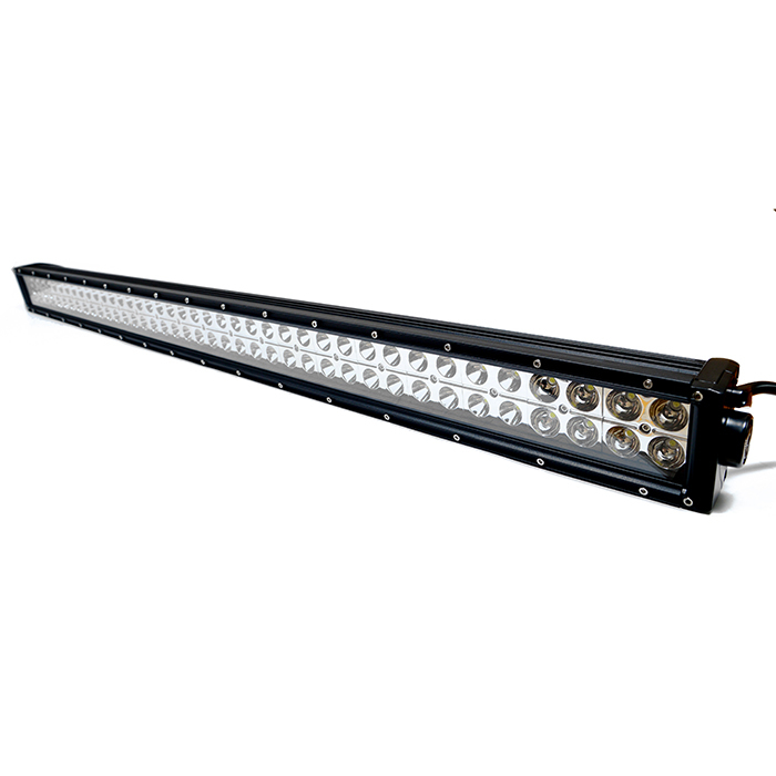Totron 40 dc series led light bar tlb3240 hid kit pros totron double row led light bar cree chips mozeypictures Images
