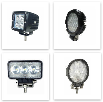 LED Auxiliary Lighting