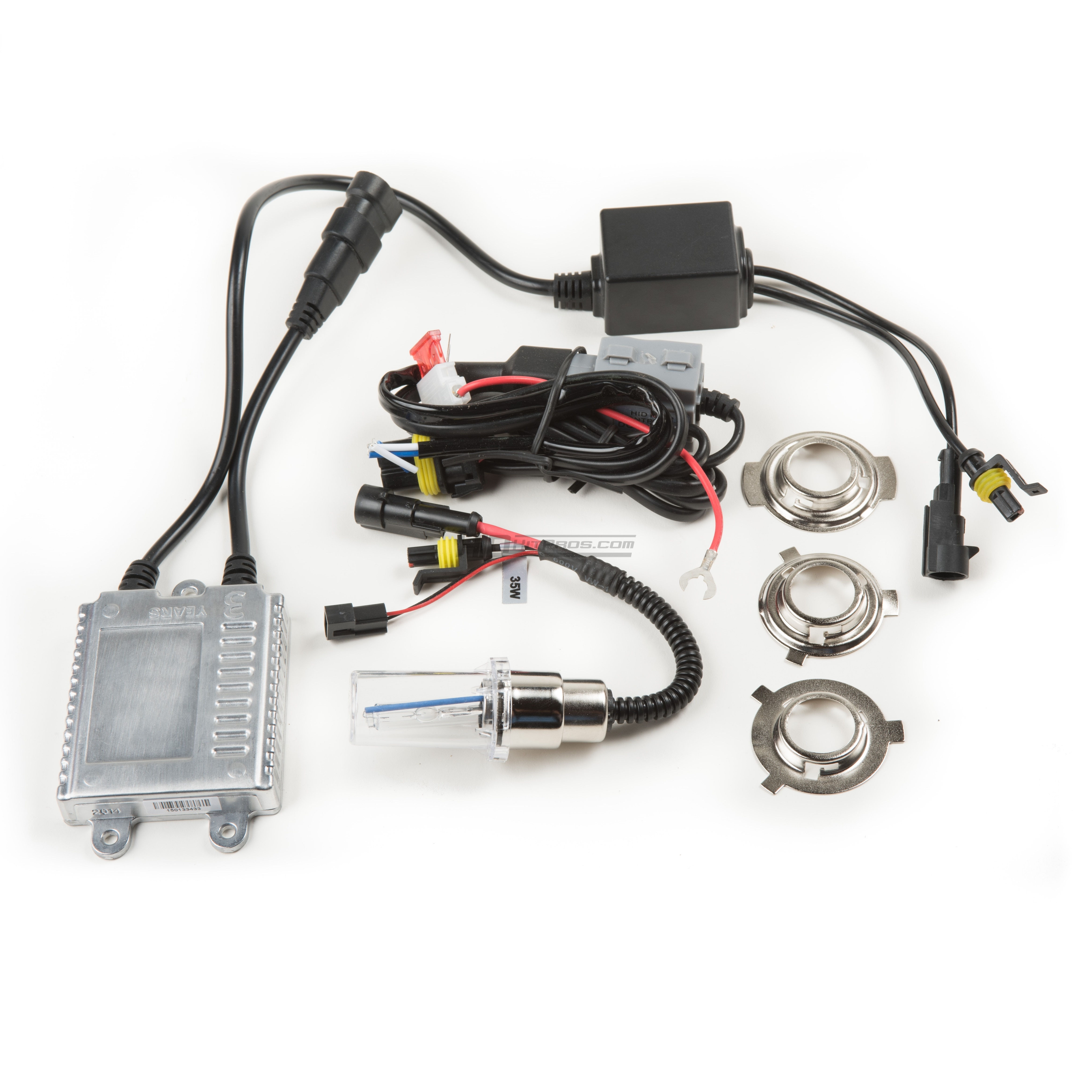 Hylux H6 Xenon Hid Kit Pros Controller Wiring Harness