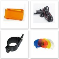 Accessories | Lens Covers | Mounts | Wiring