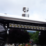 LED Light Bar Single Row Yamaha Jet Boat