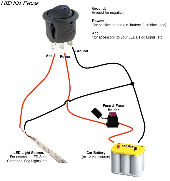 12v toggle switch wiring diagram for dirt late model wiring diagram universal 6v red rocker switch hid kit pros 12v toggle switch wiring diagram for dirt late model asfbconference2016 Gallery