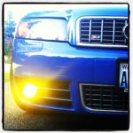 Audi S4 3000k Golden Yellow JDM Fog Light 35w HID Kit