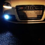 Audi TT-S 8000k 35w CANBUS HID Kit Installed