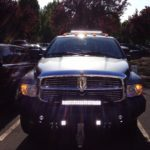 Dodge Ram 3500 Off Road High Power CREE LED Light Bars