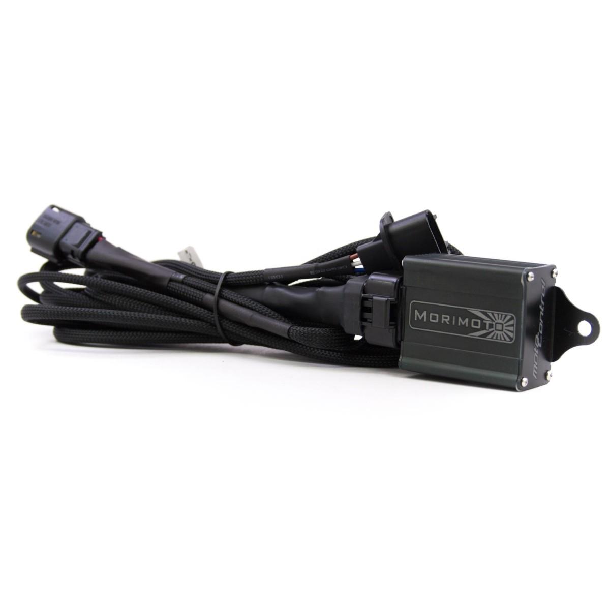 morimoto f150 oem hid conversion harness (2009 2014) hid kit h4 hid wiring morimoto f150 oem hid conversion harness (2009 2014)