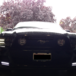 Mustang GT COB LED DRL Daytime Running Light LEDs