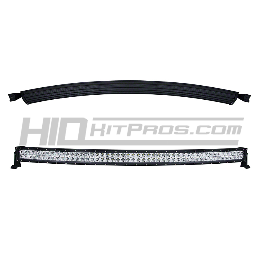 Totron 54 dcx series curved led light bar tlb3312x hid kit pros totron 54 dcx series curved led light bar aloadofball Gallery