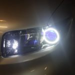Projector Retrofit Scion xB with COB High Power LED DRL
