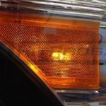 Ford F250 F350 CREE LED Super Duty Amber Marker Lamps