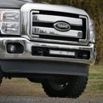 20 Inch Dual Row LED Light Bar Mount Ford Super Duty by HID Kit Pros