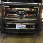 Ford F350 Superduty 40 Inch TLB3240X LED Light Bar