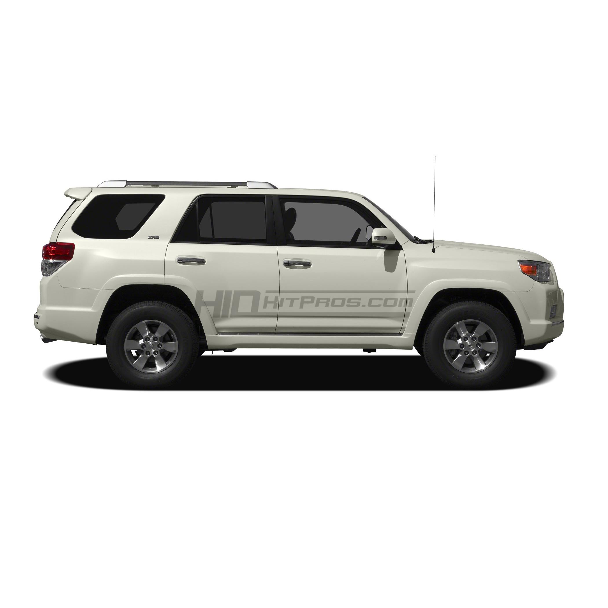 2010 2021 Toyota 4runner Led Interior Lighting Package