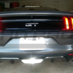 2015 Ford Mustang LED Reverse Light High Power CREE Bulbs