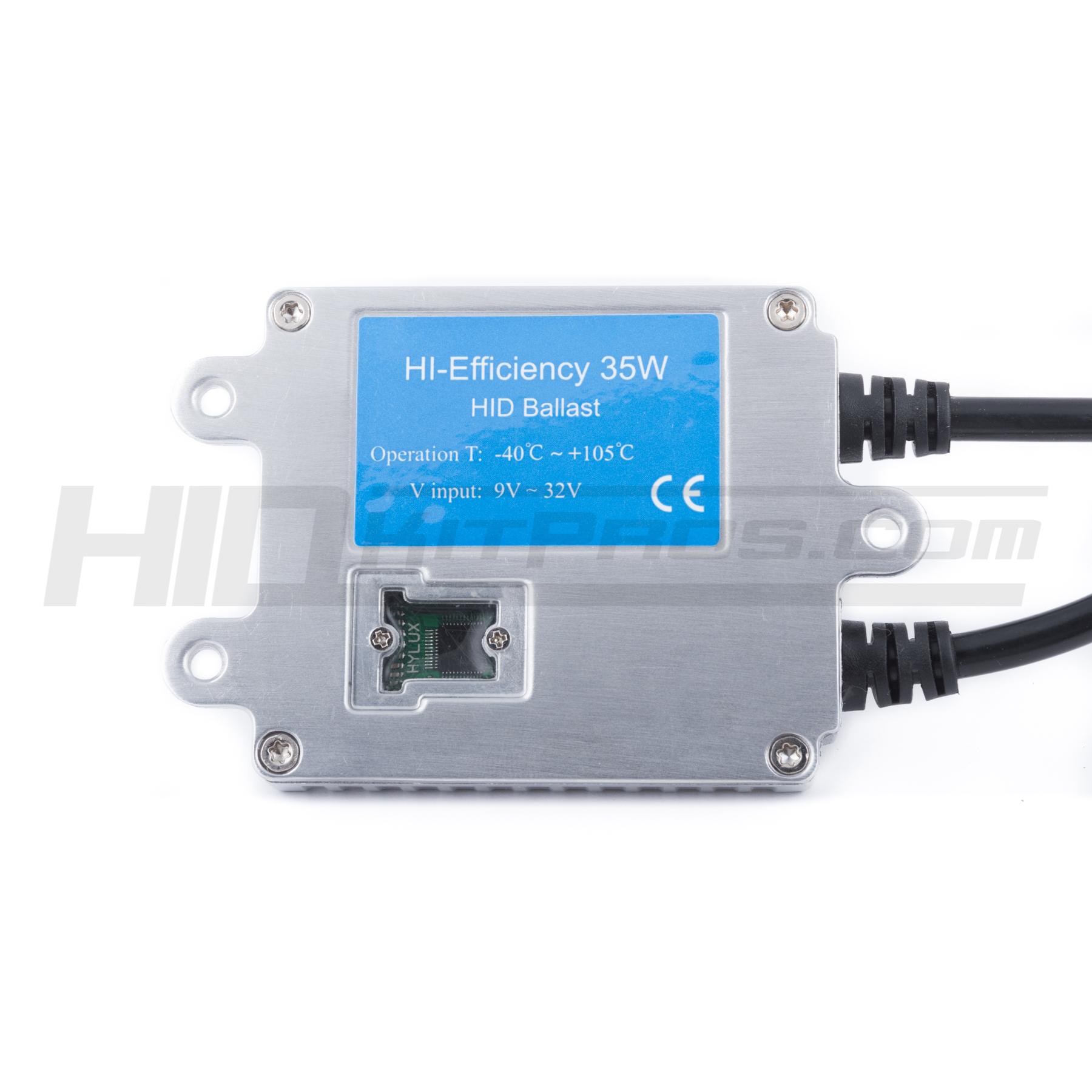 Energy savings ballast cross reference - Hylux Authentic Hi Efficency 35w Hid Ballast