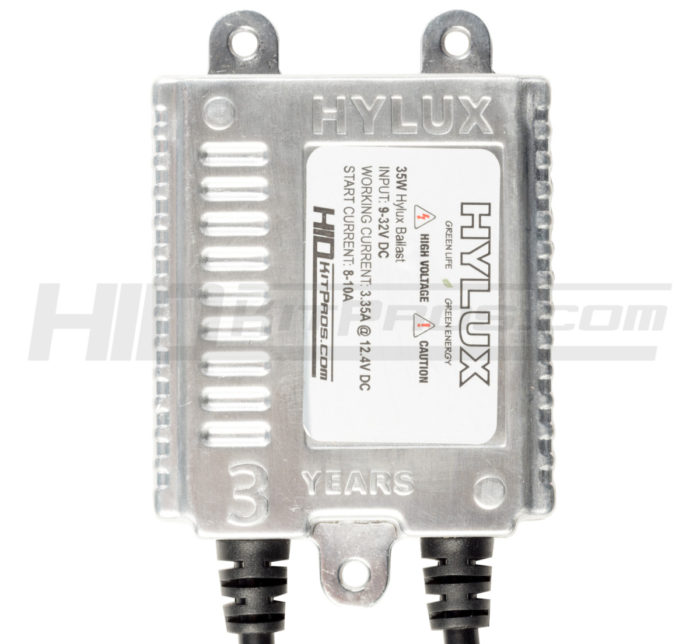 HYLUX Quick Start Digital 35W HID Ballast