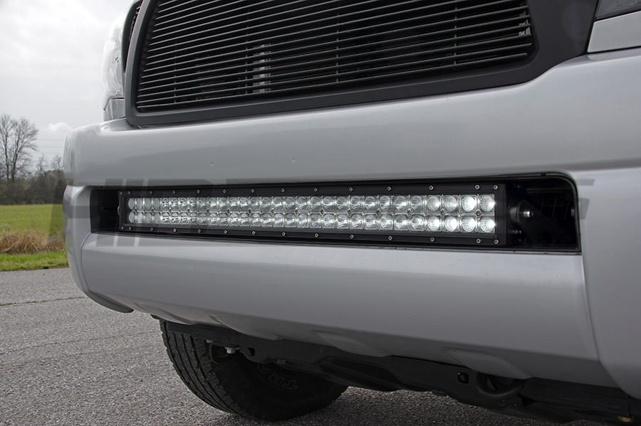 Totron tlb3180 30 dual row led light bar 30 inch led light bar bumper mount toyota tacoma aloadofball
