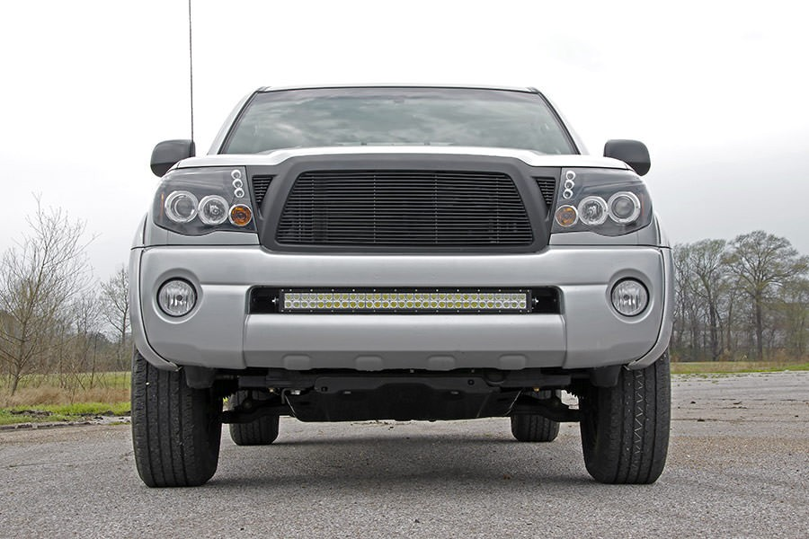 2005 2011 toyota tacoma 30 light bar bumper mounts hid kit pros 2005 2011 toyota tacoma 30 light bar aloadofball Gallery