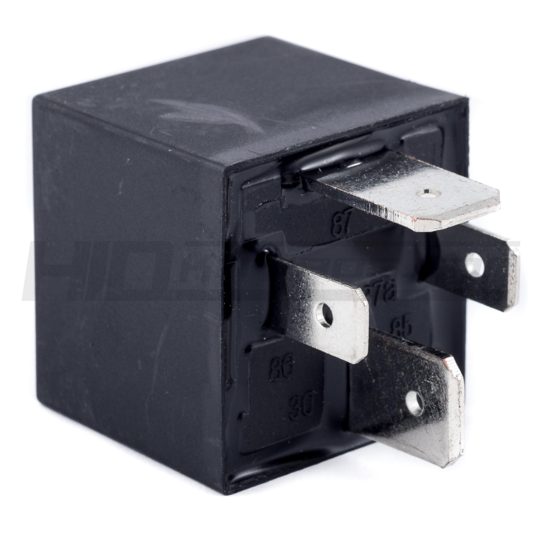 100a Automotive Relay Brick 4 Prong Pigtail 100 Amp Block