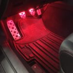 LumaWerx™ LED Red Flexible Strip Lighting Footwell