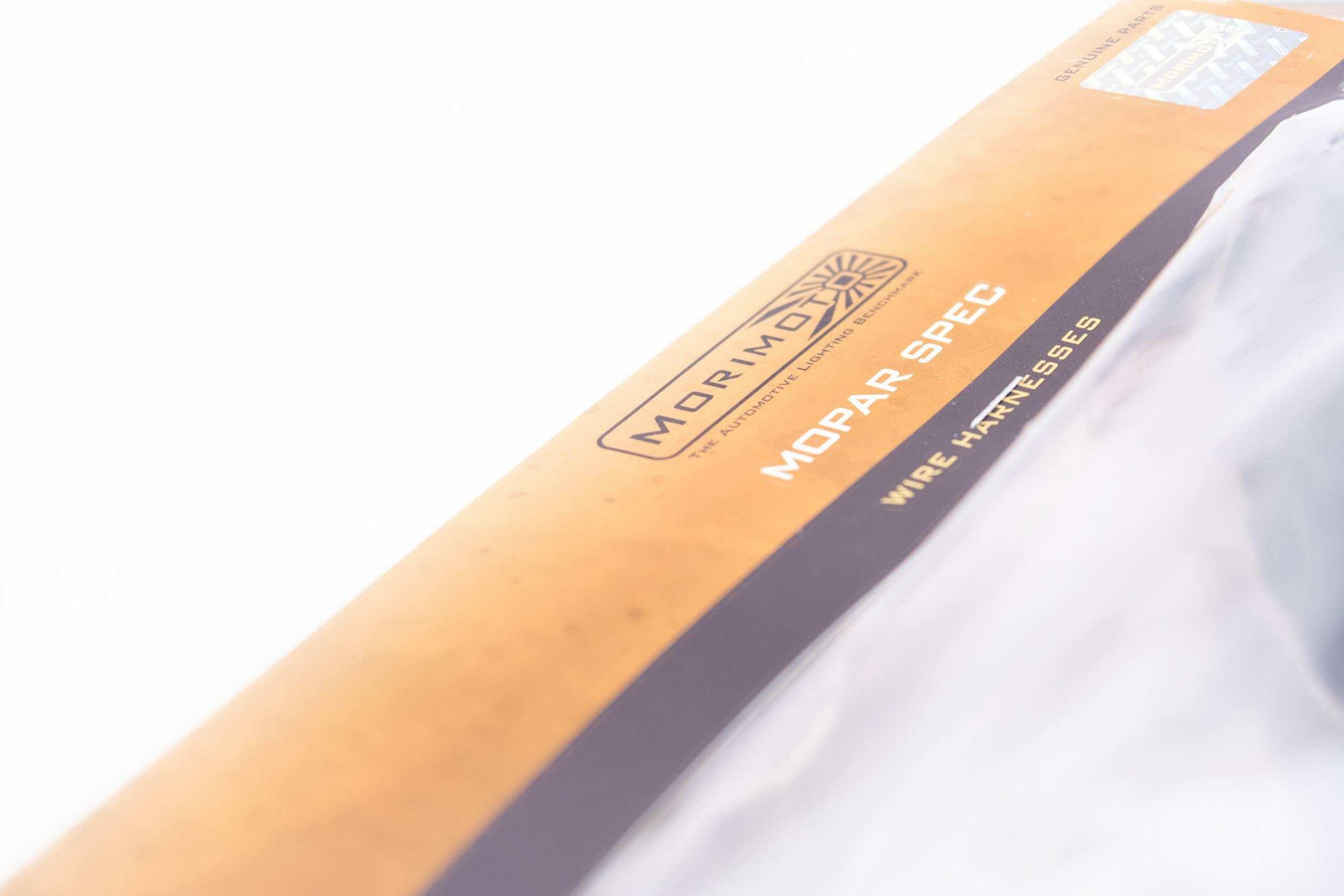 Morimoto Mopar Spec H13 9008 Bi Xenon Hid Harness Kit Pros Bmw Tail Light Bulb Socket Wiring Plug Repair