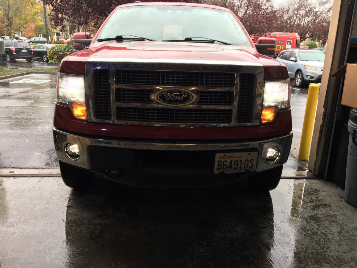 Ford F-150 ...