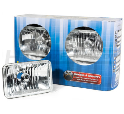 Sealed Beam Conversions