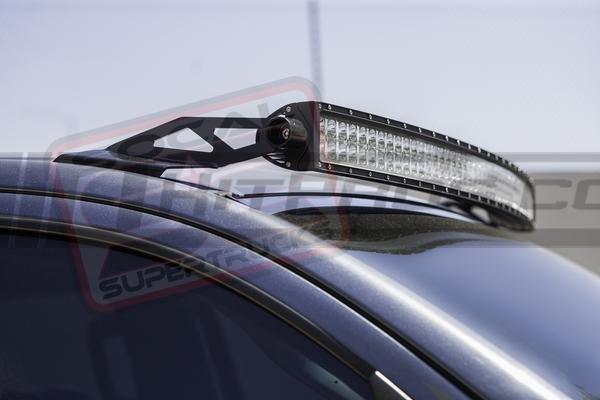 2007 2018 toyota tundra light bar roof mount brackets curved 2007 2018 toyota tundra light bar aloadofball Choice Image