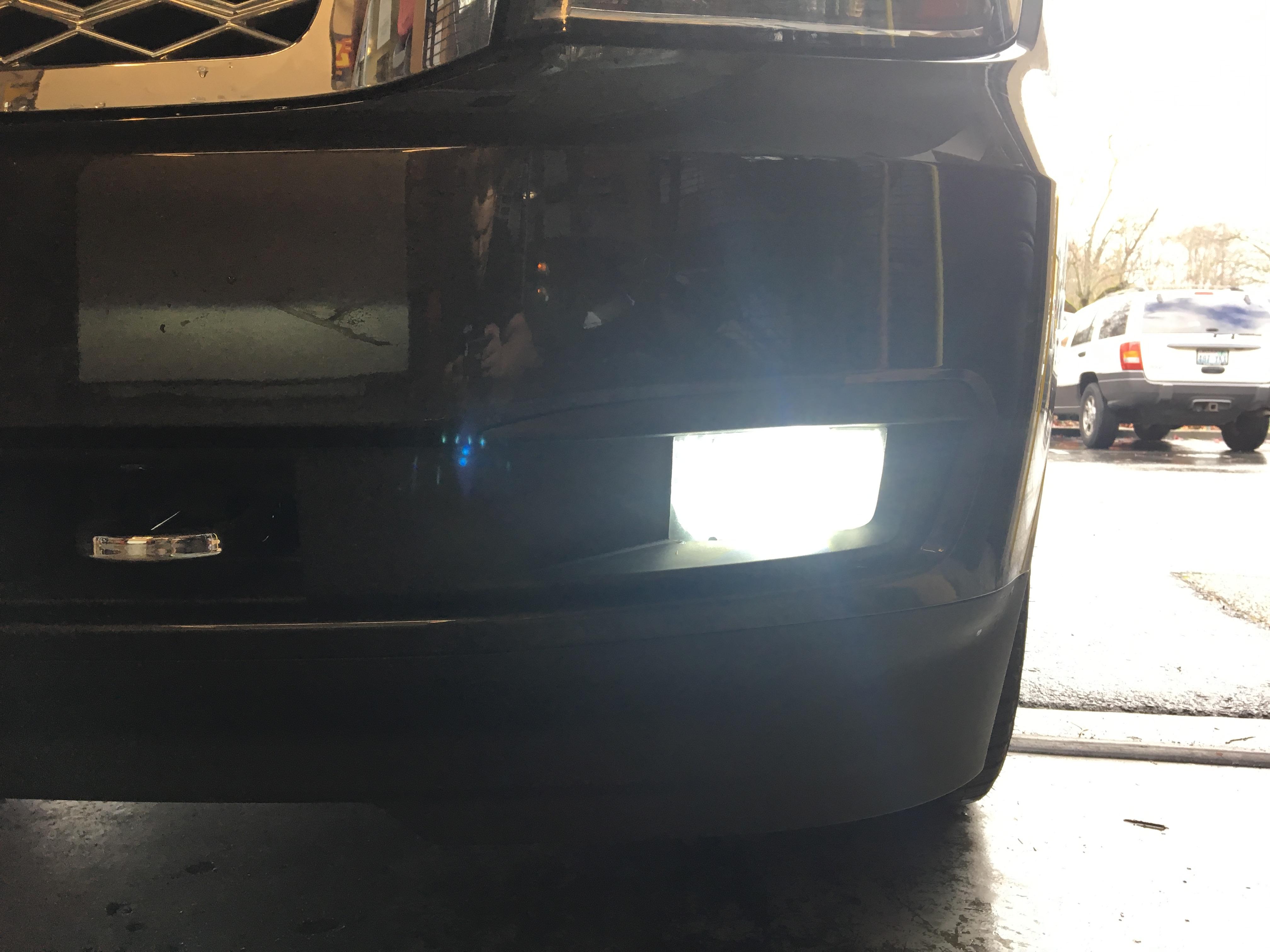 2015 2018 Chevy Tahoe Suburban Led Fog Lights Lw30 Cree Hid Kit Pros Silverado Light Wiring Harness