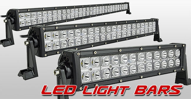 Off-Road Light Bars