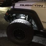 Jeep Rubicon TOTRON T4215 LED Rock Light Kit