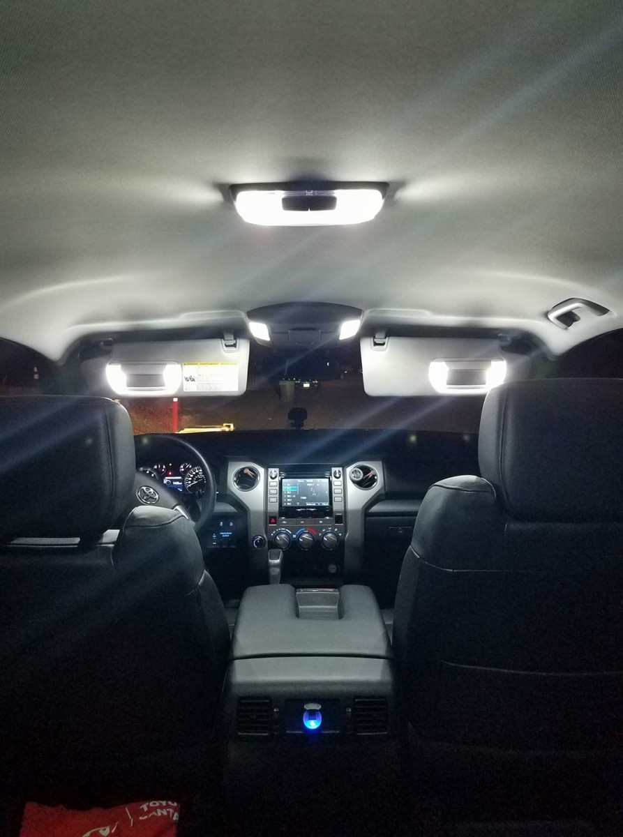 2007 2019 Toyota Tundra | LED Interior Package