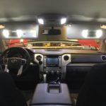 Toyota Tundra LED Interior Lights