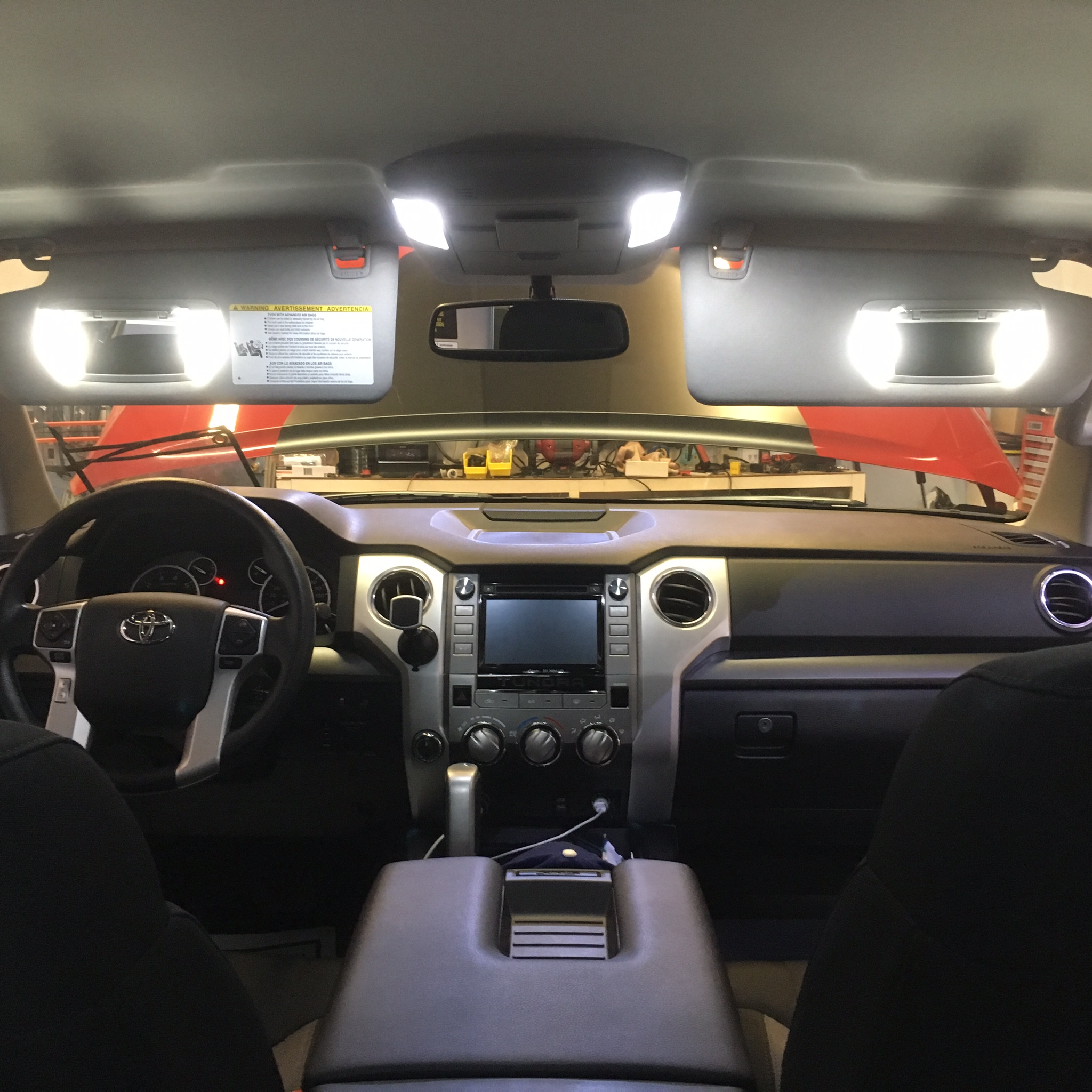 interior lights package img kit light hid shop tundra led toyota pros