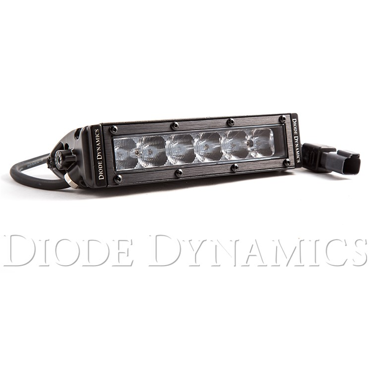 Diode dynamics ss6 stage series 6 light bar hid kit pros diode dynamics ss6 stage series 6 light bar mozeypictures Gallery