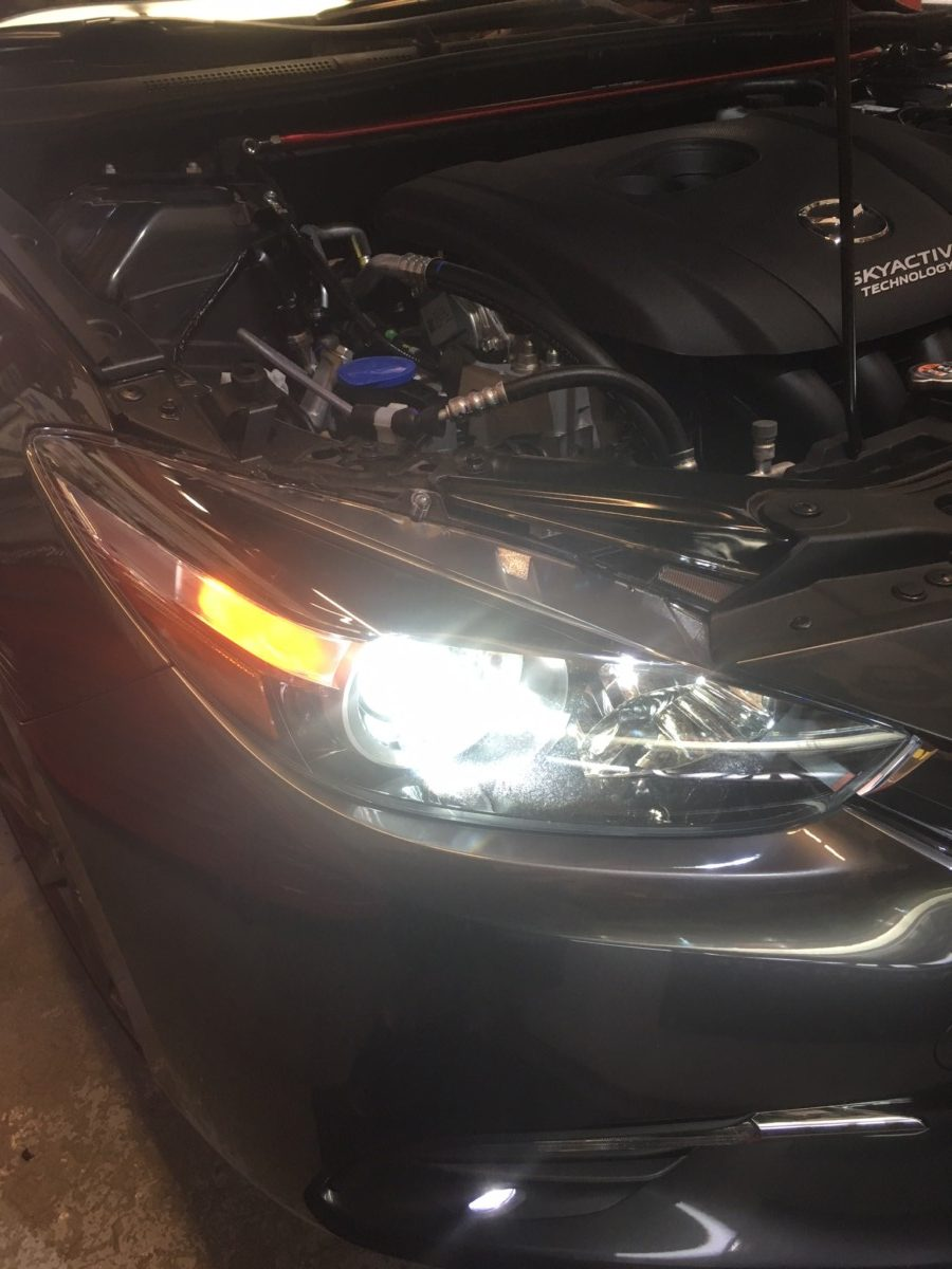 Mazda 3 Service Manual: Filament Repair