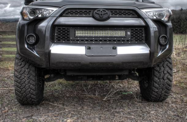 Rigid industries fog light brackets 2014 2018 toyota 4runner hid rigid toyota 4runner led light bar brackets mozeypictures Image collections