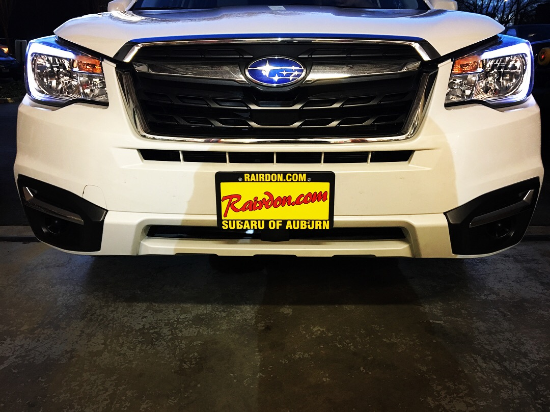 2017 2018 Subaru Forester Led