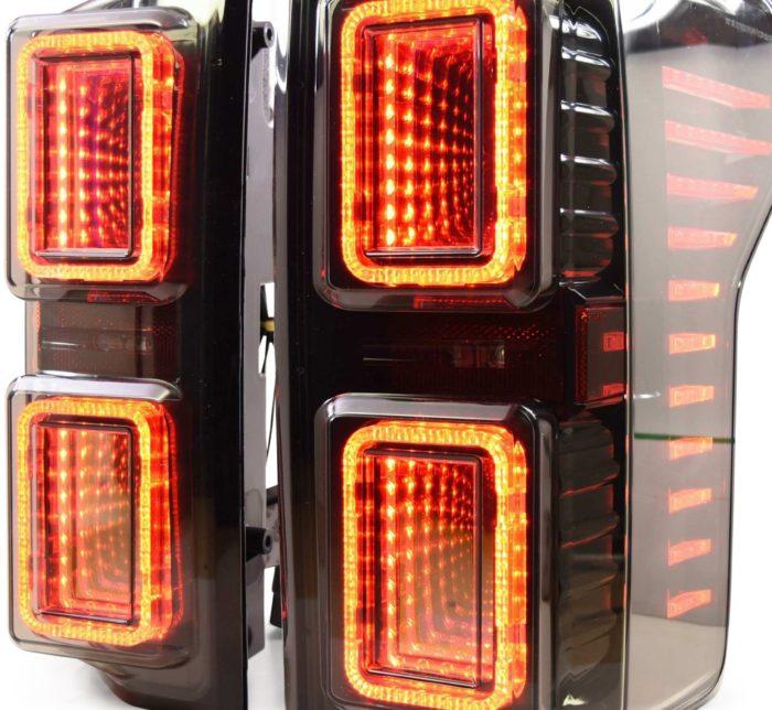 Morimoto XB Ford F150 LED Tail